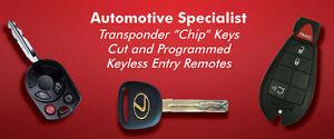 Perdu vos clé d'auto? Lost Car Keys? Locksmith Serrurrier 24/7
