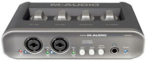 M audio mobile pre interface.