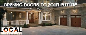 Garage Doors and Motors GREAT PRICES!