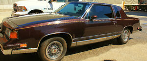 1988 Oldsmobile in mint condition for sale
