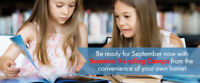 Summer Reading Camps For Kids