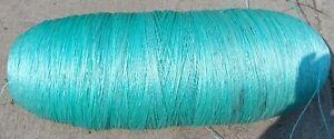 bundle of bale twine (blue)