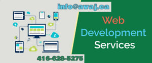 Contact Us For Custom, Core PHP, Word Press, E-Commerce websites