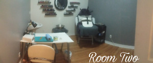 Flexible Room Rental in Nail Studio