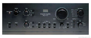 Sansui AU-717 Complete Restoration and Repair Service with Warranty