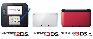 WANTED- 2DS OR 3DS