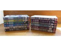 Death Note Manga Volumes 1 - 12