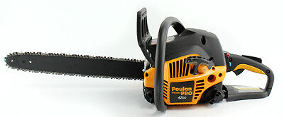 "Poulan Pro PP4218AVX 18"" 42CC Gas Chain Saw Chainsaw on Rummage"