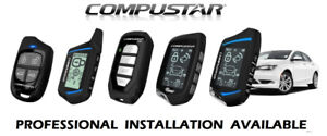 Remote Car Starter and Accessory Installations