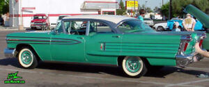 Looking for trim & misc. parts for a 1958 Oldsmobile