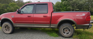 2003 FORD F150 **NEW PRICE**$2000 NEG