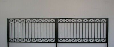 Fence Metal Fence Fence Balcony Railing Crossline-Z120/300 Galvanised