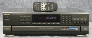 5 Pack Carousel CD Player  - Technics SL PD 8