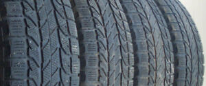 225/65 R17(4) BF Goodrich WinterSlalomKSI studdless winter tires