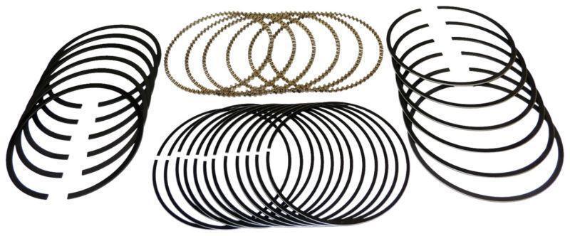 Hastings 2M574 8-Cylinder Piston Ring Set
