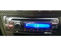 Sony cd car stereo
