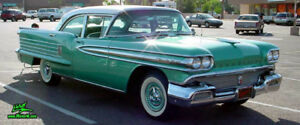 Looking for parts for a 1958 Oldsmobile