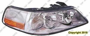 Head Light Passenger Side Hid High Quality Lincoln Town Car  2005-2011