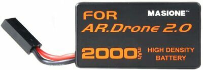 11.1V 2000mAh Upgraded Lithium-Polymer Battery Parrot AR.Drone 2.0 Elite Edition