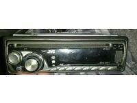 JVC Car Radio Stereo 4x50w USB Aux input