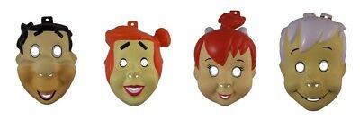 Flintstones Multi Character Children's Halloween Costume Mask - Children's Character Costumes