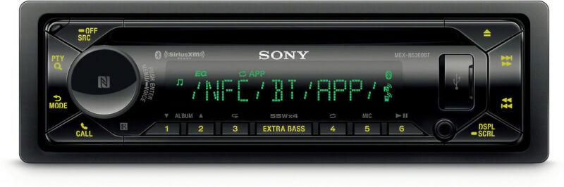 Sony MEX-N5300BT CD Receiver
