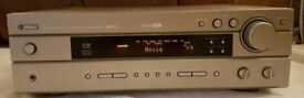 Yamaha 5.1 receiver and 6 speakers inc. subwoofer