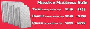 ***Pillow Top Mattress From $149.00****