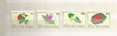 PAPUA NEW GUINEA SCOTT 907-10 MNH