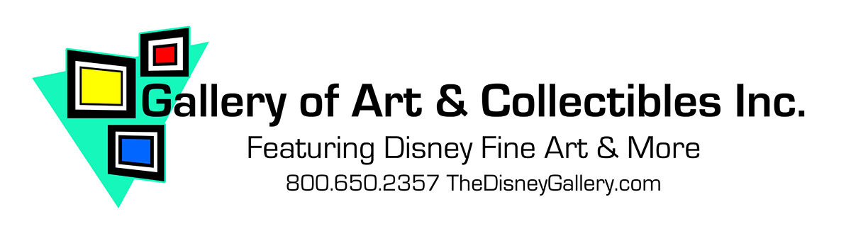 Disney Fine Art Gallery & More!