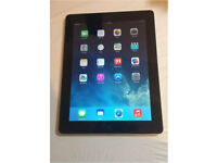 Apple iPad 4 wifi black 16gb