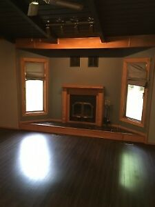 Updated Open Concept House For Rent