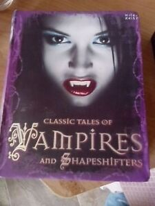 vampires and shapeshifters book