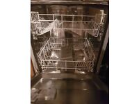 Lamona Integrated Dishwasher and Refrigerator for sale £75 each or £140 for the pair