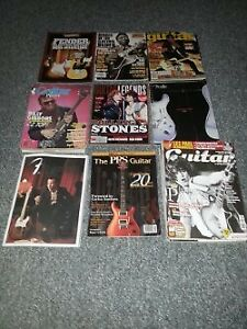 Guitar mags for sale