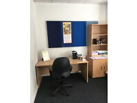 Small Office available to rent (2 Persons)