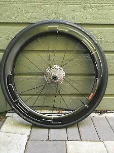 HED Jet 6 Black Disc Wheelset 2017