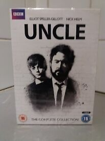 Uncle DVD boxset - The complete collection - Brand new sealed - BBC - 3 discs £15