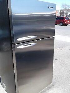 Réfrigérateur Inox