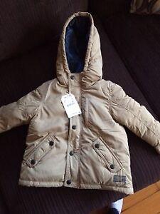 Zara winter coat.