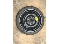 Spare tyre for a Nissan Micra - Free!!