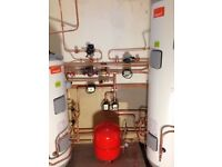 Elgin Plumbing & Heating. 30 years experience, all aspects of plumbing and heating