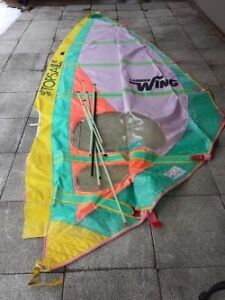 VOILE 5.0 camber