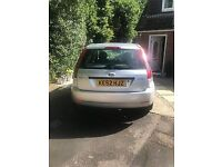Ford Fiesta Silver 1.4 Good Condition