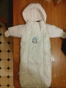 Super Cute Fleece Snowsuit 0-3 months
