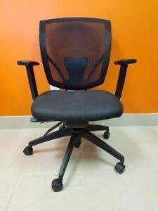 Preowned Global Ibex Chair ,Affordable ergonomic office chair