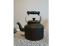 2L Hard Anodised Kettle