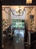 SMALL PLACE with HIGH VOLUME SALON for SALE/Downtown Toronto$50K