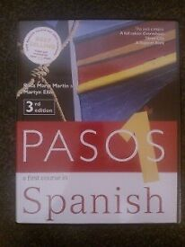 Spanish Learning Pack