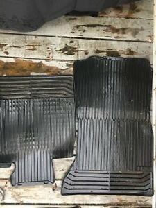BMW ORIGINAL 5 SERIES FLOOR MATS